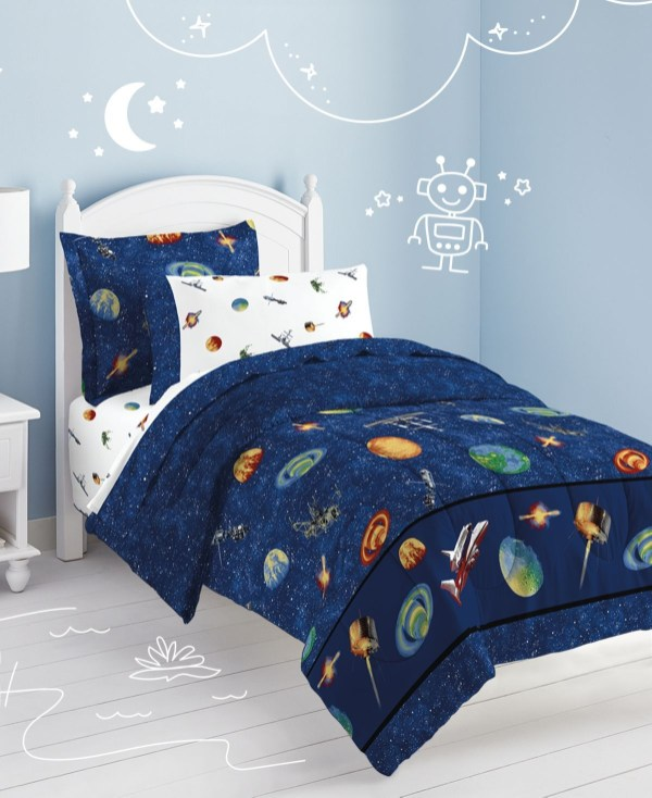 Enchanting Bed In A Bag Design Ideas For Kids That Your Kids Will Like It18
