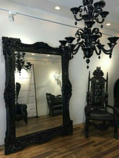 Exciting Dark Gothic Interior Designs Ideas That You Need To Try02