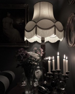 Exciting Dark Gothic Interior Designs Ideas That You Need To Try08