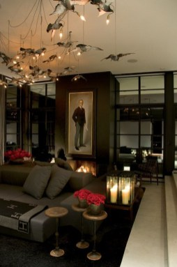 Exciting Dark Gothic Interior Designs Ideas That You Need To Try09
