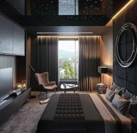Exciting Dark Gothic Interior Designs Ideas That You Need To Try11