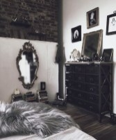 Exciting Dark Gothic Interior Designs Ideas That You Need To Try22