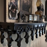 Exciting Dark Gothic Interior Designs Ideas That You Need To Try28