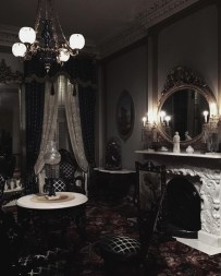 Exciting Dark Gothic Interior Designs Ideas That You Need To Try33