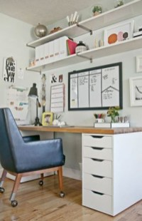 Fancy Home Office Designs Ideas From Ikea To Have34