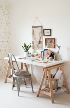 Fascinating Home Office Design Ideas With Beautiful Plants To Try Asap08