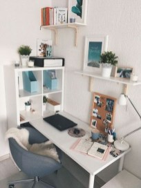 Fascinating Home Office Design Ideas With Beautiful Plants To Try Asap31