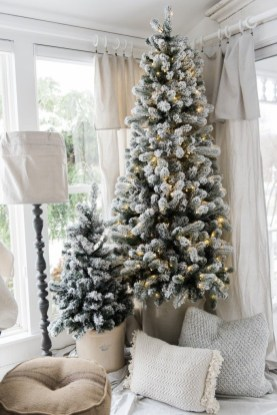 Favorite Winter Tree Display Design Ideas For Small Spaces30