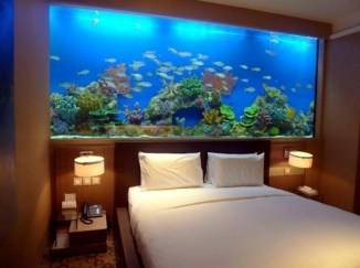 Glamorous Aquariums Design Ideas For Cool Interior Styles To Have09