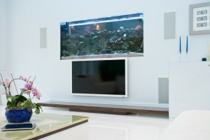 Glamorous Aquariums Design Ideas For Cool Interior Styles To Have17