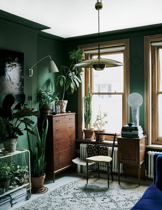 Inexpensive Green Room Designs Ideas On A Budget34