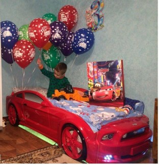 Luxury Kids Bedroom Design Ideas With Car Shaped Beds06