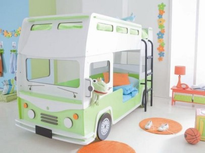 Luxury Kids Bedroom Design Ideas With Car Shaped Beds10