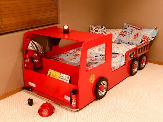 Luxury Kids Bedroom Design Ideas With Car Shaped Beds14