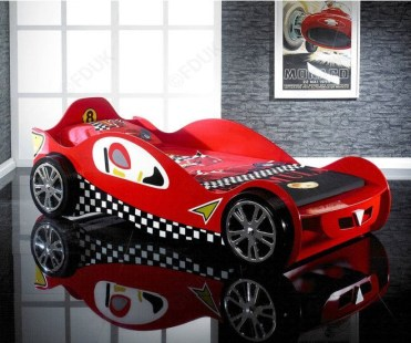 Luxury Kids Bedroom Design Ideas With Car Shaped Beds21