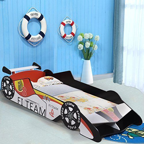Luxury Kids Bedroom Design Ideas With Car Shaped Beds24