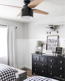 Marvelous Black And White Kids Room Design Ideas To Try This Month26