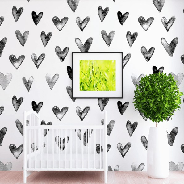 Marvelous Black And White Kids Room Design Ideas To Try This Month31