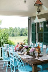 Newest Outdoor Bohemian Dining Room Design Ideas To Try Right Now02