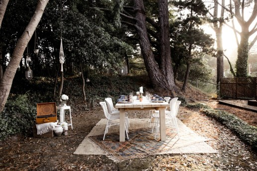 Newest Outdoor Bohemian Dining Room Design Ideas To Try Right Now15