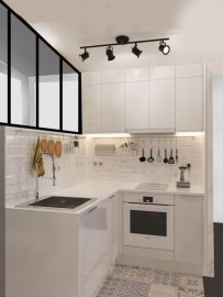 Perfect Kitchen Design Ideas For Small Areas That You Need To Try02