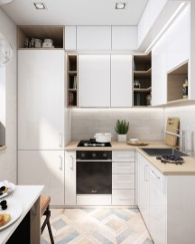 Perfect Kitchen Design Ideas For Small Areas That You Need To Try05