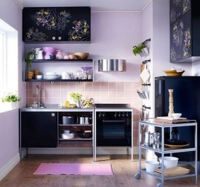 Perfect Kitchen Design Ideas For Small Areas That You Need To Try10