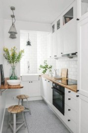 Perfect Kitchen Design Ideas For Small Areas That You Need To Try21