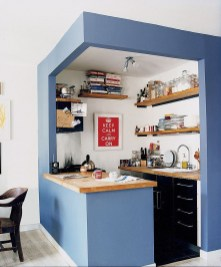 Perfect Kitchen Design Ideas For Small Areas That You Need To Try22