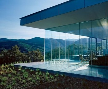 Splendid Glass House Design Ideas With 360 Degree View Of The Mountain31