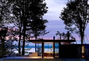 Splendid Glass House Design Ideas With 360 Degree View Of The Mountain36