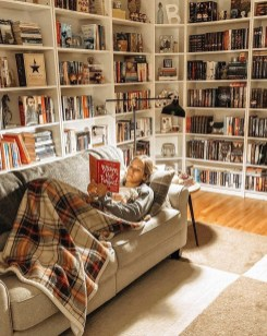 Superb Home Library And Book Storage Design Ideas To Have Asap19