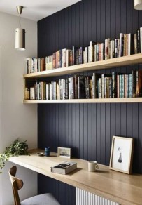 Superb Home Library And Book Storage Design Ideas To Have Asap32