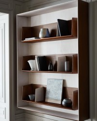 Trendy Plywood Bookshelf Design Ideas With Floating Effects To Try Asap19