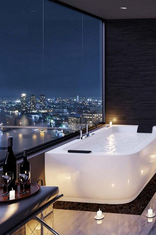 Unordinary Bathtubs Design Ideas For Two To Try Asap37