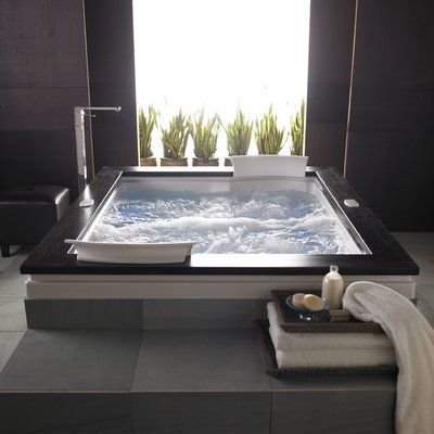 Unordinary Bathtubs Design Ideas For Two To Try Asap39
