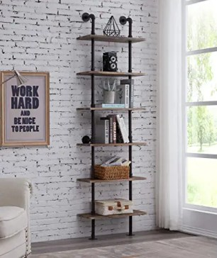 Unusual Industrial Pipe Rack Storage Design Ideas To Try Right Now17