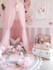 Wondeful Girls Room Design Ideas With Play Houses To Copy08