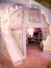 Wondeful Girls Room Design Ideas With Play Houses To Copy10