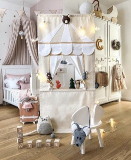 Wondeful Girls Room Design Ideas With Play Houses To Copy12