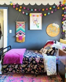 Wondeful Girls Room Design Ideas With Play Houses To Copy17