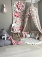 Wondeful Girls Room Design Ideas With Play Houses To Copy26