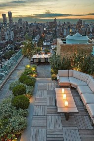 Adorable Rooftop Gardens Design Ideas That Looks Awesome01