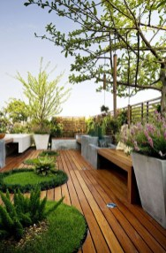 Adorable Rooftop Gardens Design Ideas That Looks Awesome04