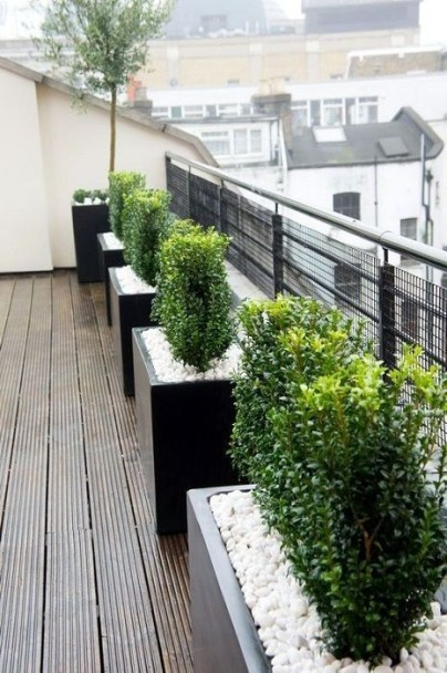 Adorable Rooftop Gardens Design Ideas That Looks Awesome17