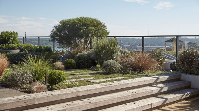Adorable Rooftop Gardens Design Ideas That Looks Awesome23
