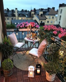 Affordable Small Balcony Design Ideas On A Budget04