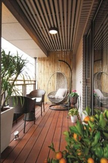 Affordable Small Balcony Design Ideas On A Budget13