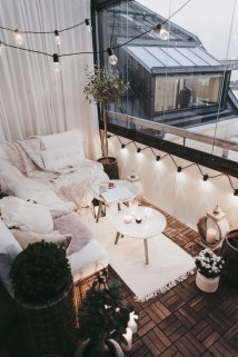 Affordable Small Balcony Design Ideas On A Budget14