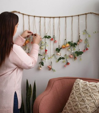 Awesome Diy Hanging Decoration Ideas For Bedroom That You Must Try06